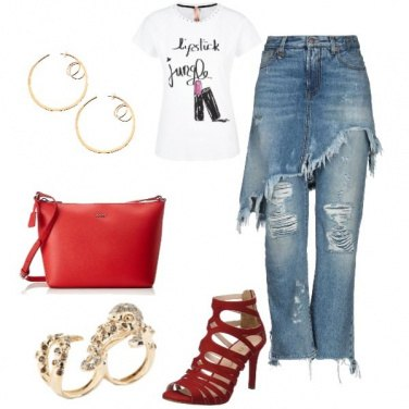 Outfit Rock #3112