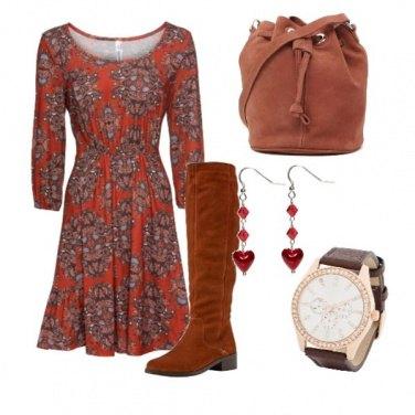 Outfit I caldi colori dell\'autunno