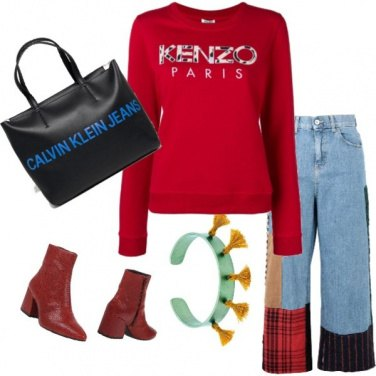 Outfit Love street