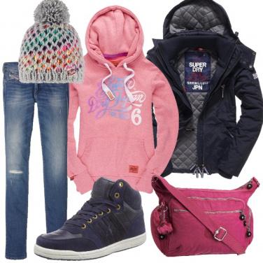 Outfit Il freddo non mi ferma