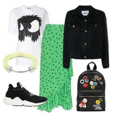 Outfit Amo i pois