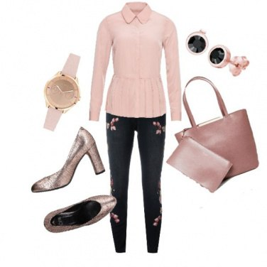 Outfit I jeans bon ton