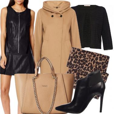 Outfit Un inverno graffiante