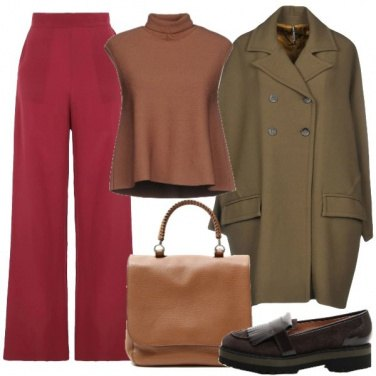Outfit Fall colors