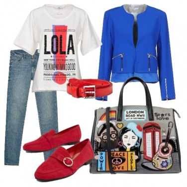 Outfit Peace&love