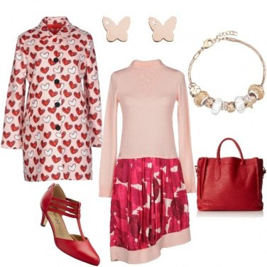 Outfit Romantico autunno