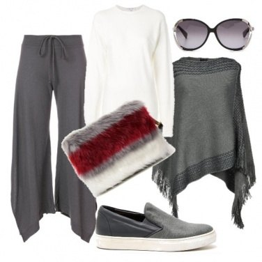 Outfit Sole d\'inverno