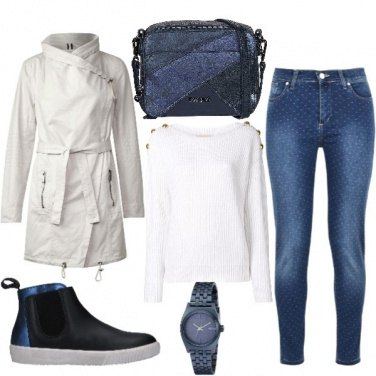 Outfit Se piove all'improvviso