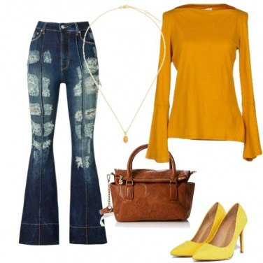 Outfit Etnico #3271