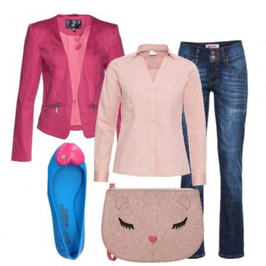 Outfit Romantica casual
