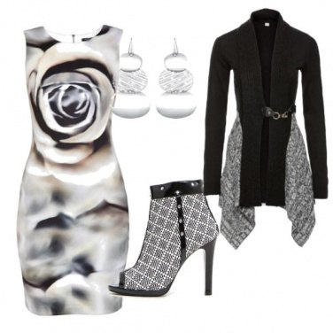 Outfit Tacco alto