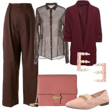 Outfit Pantalone oversize