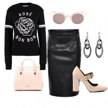 Outfit Bon ton..ma non troppo..