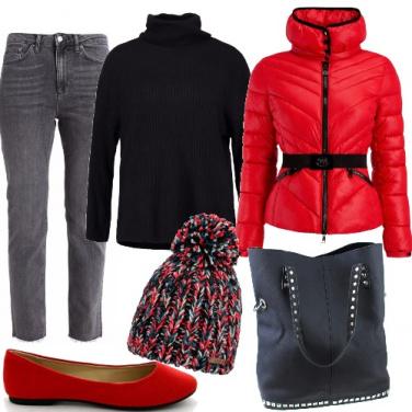 Outfit Colorata comodità