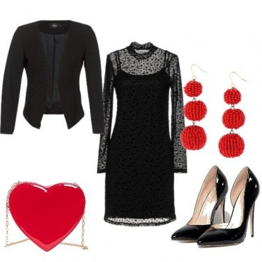Outfit Sexy #2935