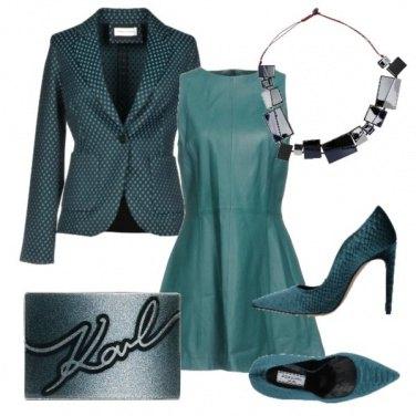 Outfit La clutch Karl Lagerfeld