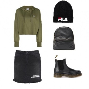 Outfit Lady Urban