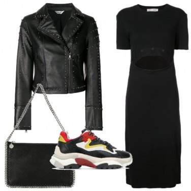Outfit Rock & trendy