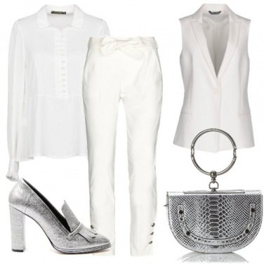 Outfit Il White