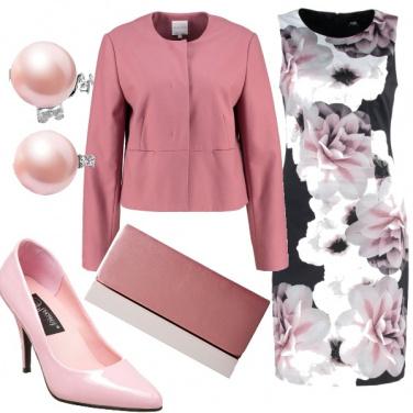 Outfit La rosa dell\'inverno
