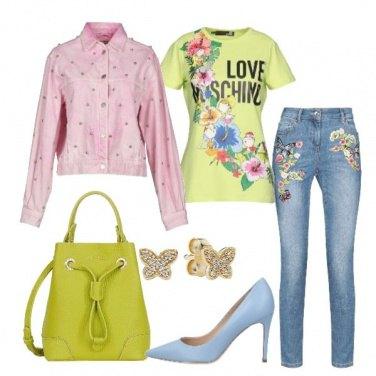 Outfit Soffio di maggio
