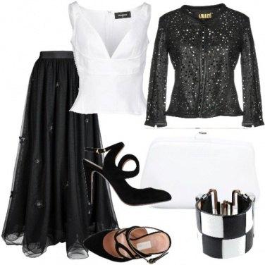 Outfit Elegante ma con brio