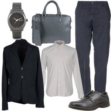 Outfit Business/Elegante #1132