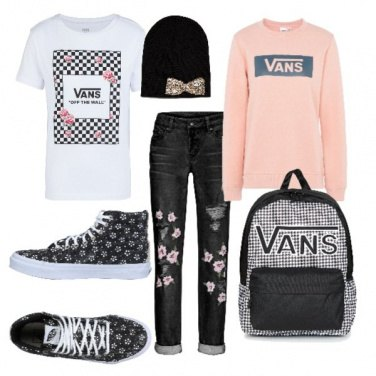 Outfit Vans lover