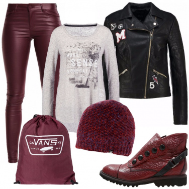 Outfit Concerto rock