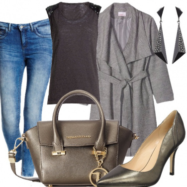 Outfit Metallico