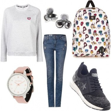 Outfit Urban #7332