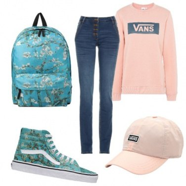 Outfit Urban #7333