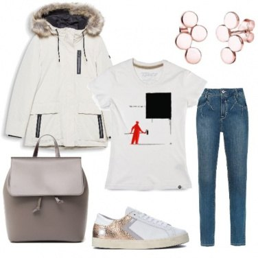 Outfit Urban #7336