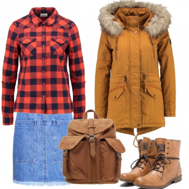 Outfit Ragazze piccoline ma toste