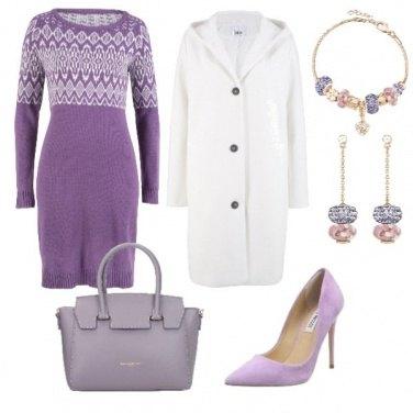 Outfit Lilac Swarovski