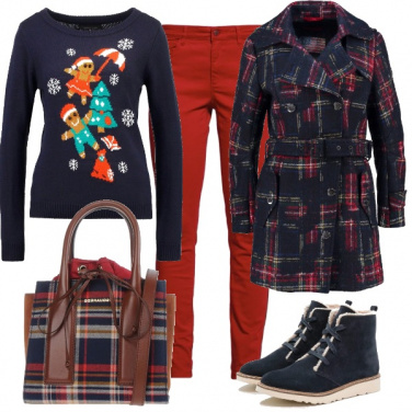 Outfit Natale alle porte
