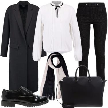 Outfit Mascolina al punto giusto