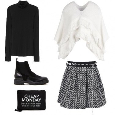 Outfit Cheap monday