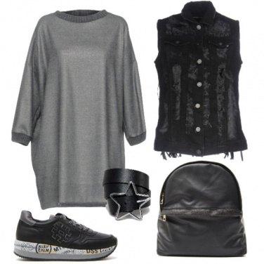 Outfit Stilosa e comoda