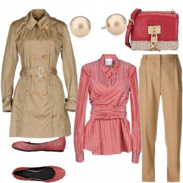 Outfit Mai senza trench d'autunno