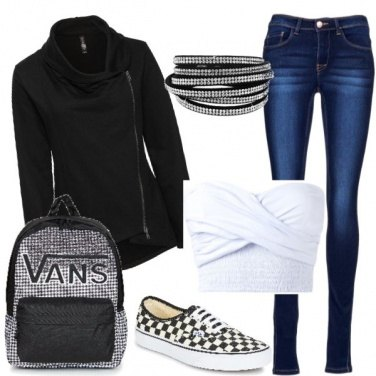 Outfit Sexy con lo sport