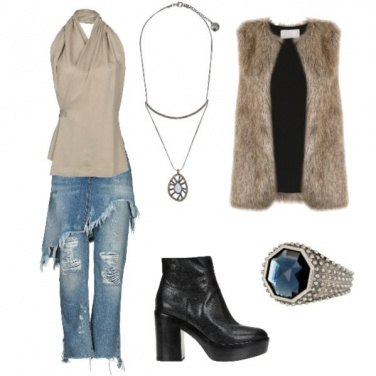 Outfit Sweet and strong