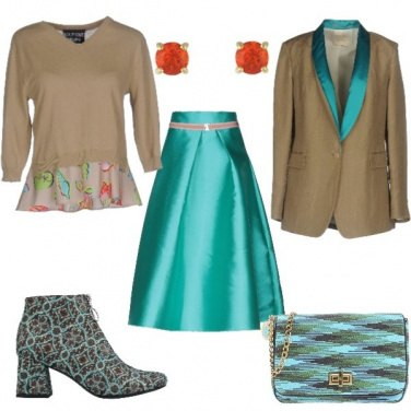 Outfit Trendy stile