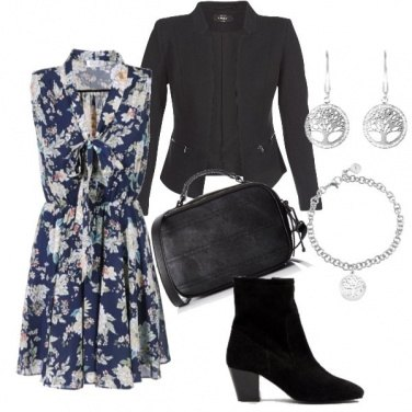 Outfit Stivaletti time