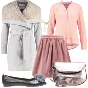 Outfit Un\'anima fanciullina
