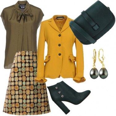 Outfit Bon Ton #12006