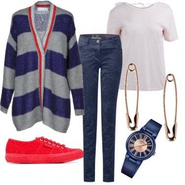 Outfit Cardigan XXL