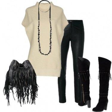 Outfit I love frange