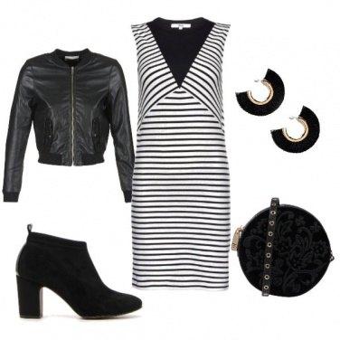 Outfit Non troppo elegante
