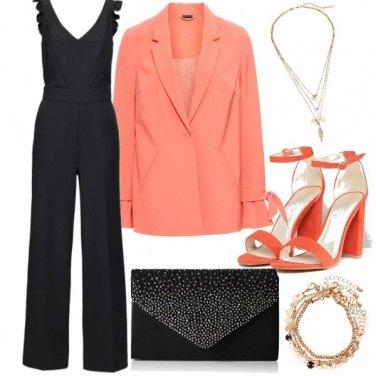 Outfit Blazer oversize